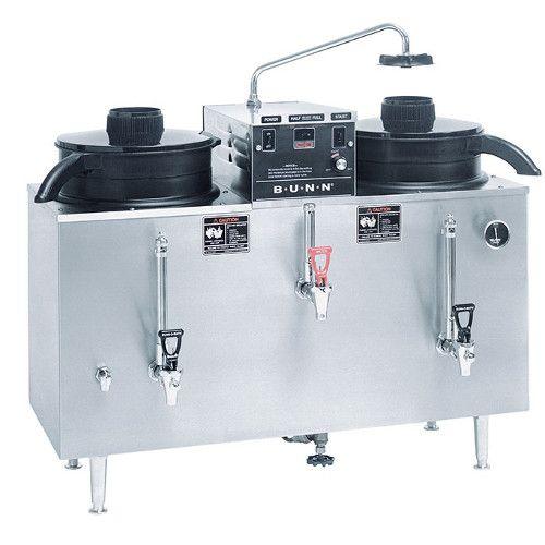 Bunn 20500.0001 U3 Twin 3 Gallon Reservoir Coffee Urn