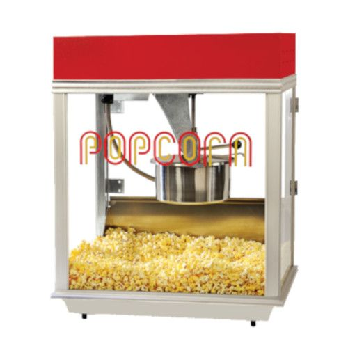 Gold Medal 2121NS Econo 14  14 oz. Popcorn Popper