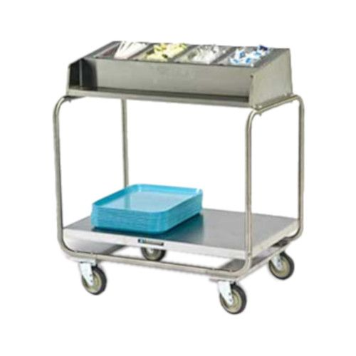 Lakeside 214 Tray & Silver Cart