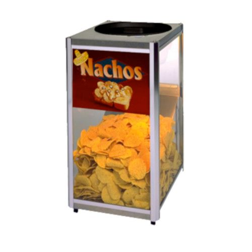 Gold Medal 2186ST Nacho Chip Warmer 10 lb. Capacity