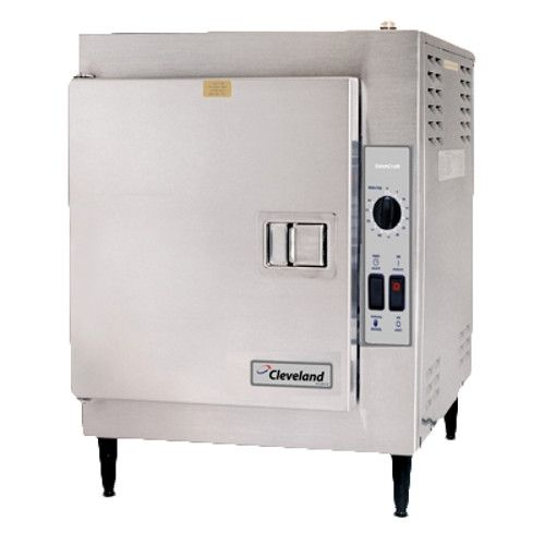 Cleveland 21CET16 1 Compartment Electric Steamcraft Convection Steamer
