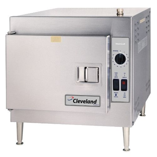 Cleveland 21CET8 Single Compartment Electric Steamcraft Convection Steamer