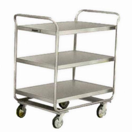 Lakeside 222 Three-Shelf Transport Utility Cart