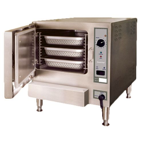 Cleveland 22CGT3.1 SteamChef™ 3 Convection Steamer, Auto Water