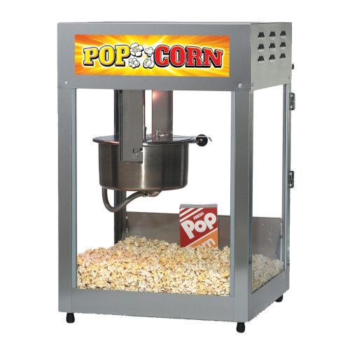 Gold Medal 2552 Pop Maxx Value Line 12/14 oz. Popcorn Popper