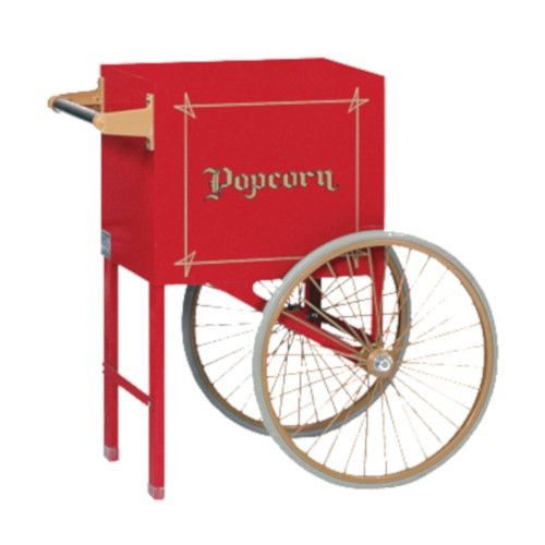 Gold Medal 2659CR Popcorn Cart