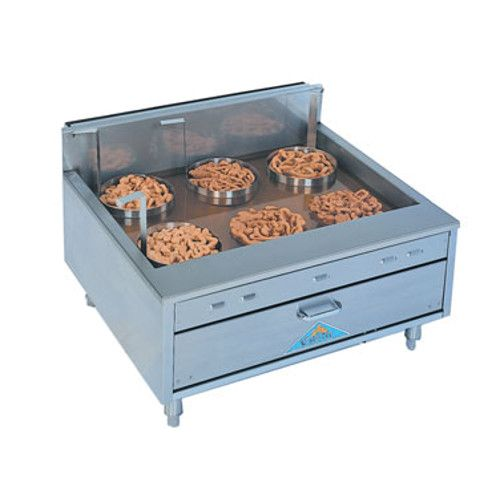 Comstock Castle 2932SF Flat Bottom Funnelcake-Donut Fryer