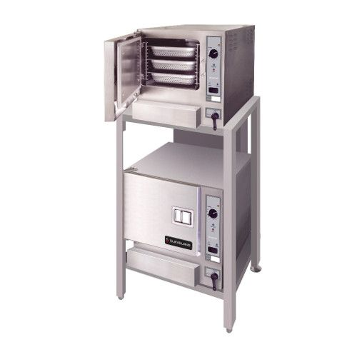 Cleveland (2) 22CGT33.1 SteamChef™ 3 Convection Steamer, Auto Water Double Stack