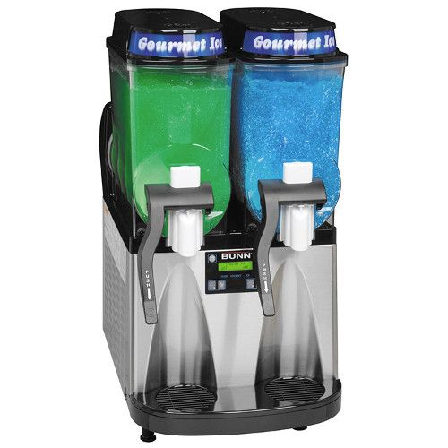 Bunn 2-Bowl Slush Machine for Nectar of the Vine
