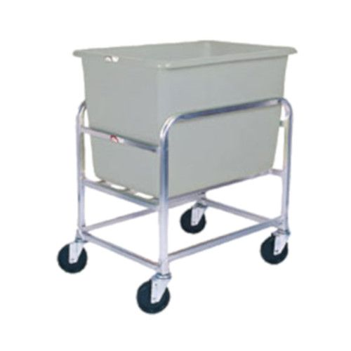 Winholt 30-6-SS/GY Bulk Goods Cart with Gray Tub