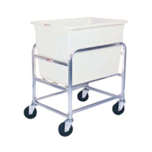 Winholt 30-6-SS/WH Bulk Goods Cart with White Tub