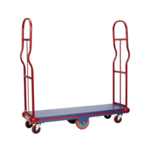 Winholt 300-60D-ULTRA Single Platform Ultra U-Boat Utility Cart with 2000 lb. Capacity
