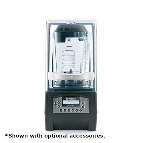 Vitamix 36019 The Quiet One Countertop Blender - 48 oz. (1.4 Liter) Capacity
