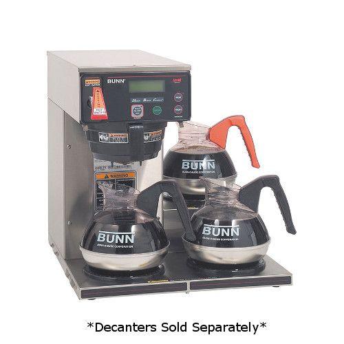 Bunn 38700.0002 AXIOM-15-3 200 oz. Capacity Tank Coffee Brewer