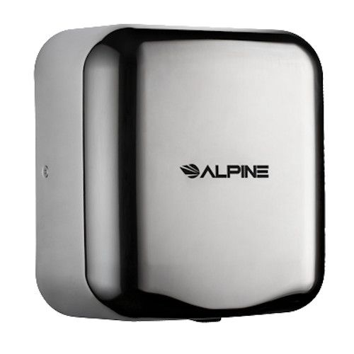 Alpine 400-10-CHR Hemlock Hand Dryer