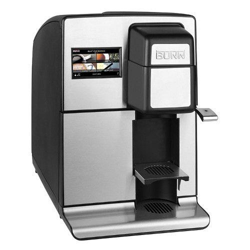 Bunn 44500.0000 MCO MyCafe Office Single Cup Coffee Brewer