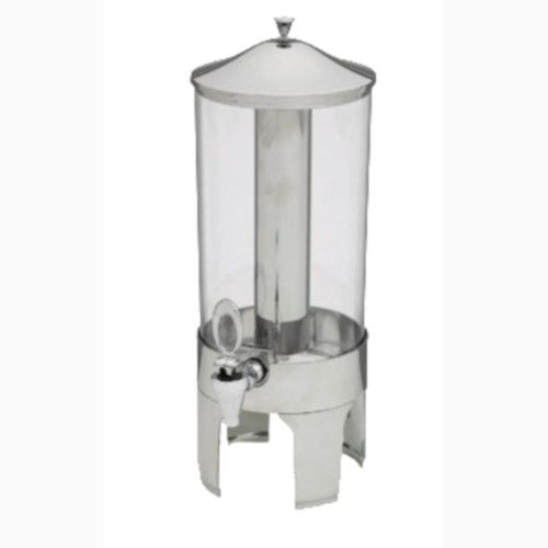 Vollrath 46285 New York Non-Insulated 2-Gallon Cold Beverage Dispenser