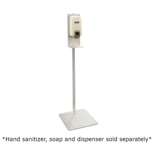 New Age 53178 Heavy Duty Hand Sanitation Dispenser Stand (Stand Only) 14