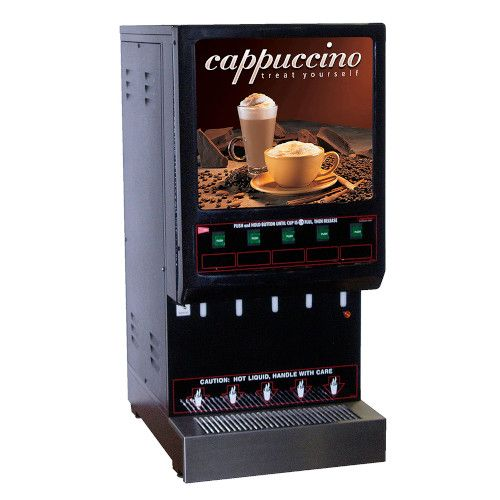 Grindmaster-Cecilware 5K-GB-LD Electric Hot Powder Cappuccino Dispenser