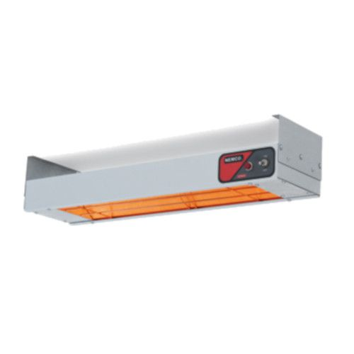 Nemco 6150-24-SL Single Strip Type Bar Heater with Lights