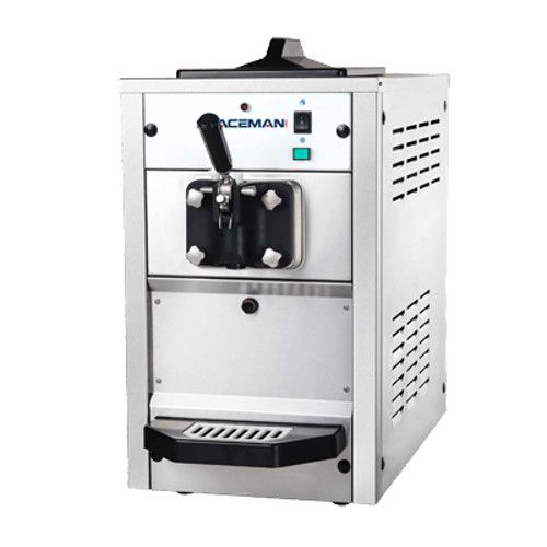 Spaceman 6210 Manual Soft-Serve Machine with Analog Controls - 0.8 HP