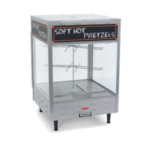 Nemco 6453 Countertop Pretzel Merchandiser