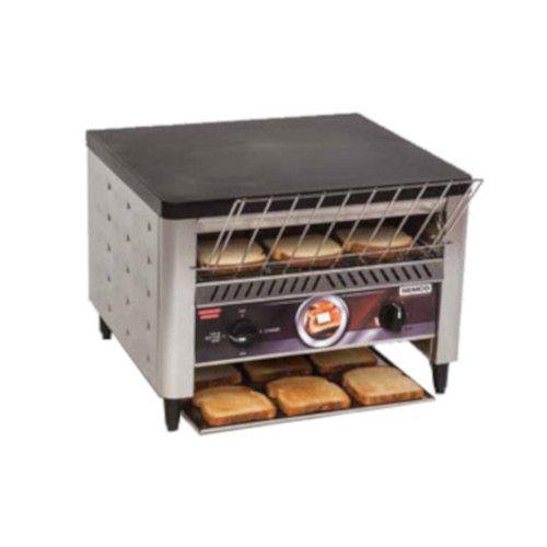 Nemco 6805 Electric Conveyor Toaster with 1000 Pieces Per Hour Capacity
