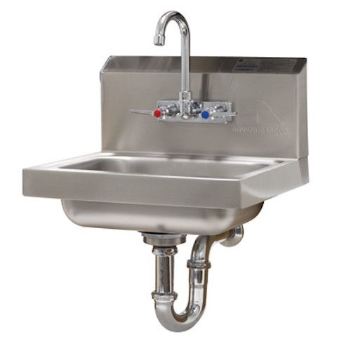 Advance Tabco 7-PS-54 Wall Mounted Hand Sink 5