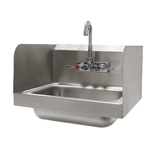 Advance Tabco 7-PS-66 Wall Mount Hand Sink 14