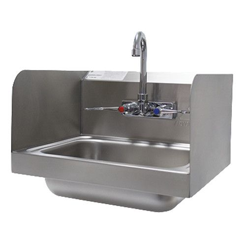 Advance Tabco 7-PS-66W Wall Mount Hand Sink 14