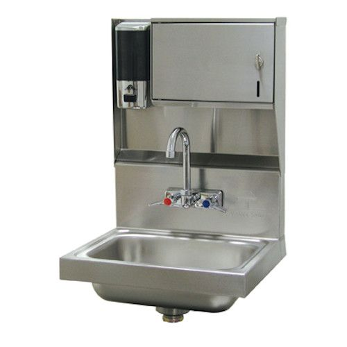 Advance Tabco 7-PS-79 Wall Mounted Hand Sink 5