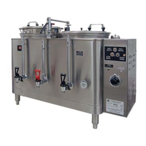 Grindmaster-Cecilware 7443E-EX Electric Midline Heat Exchange Coffee Urn