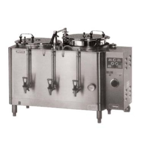 Grindmaster-Cecilware 7776E Electric Double Midline Heat Exchange Coffee Urn