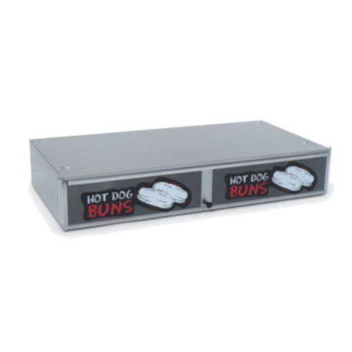 Nemco 8230-SBB Hot Dog Bun Box (Fits Under 8230 Series)