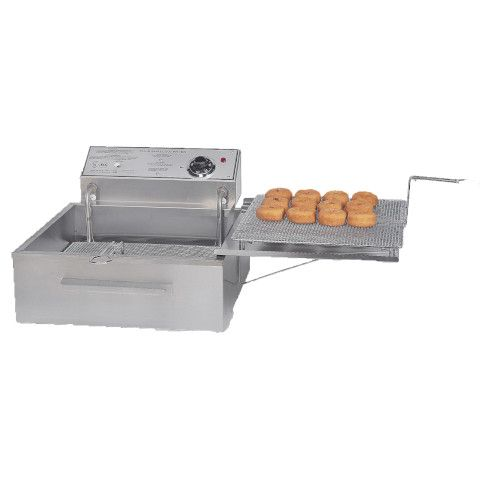 Gold Medal 8049D FW-9 Shallow Electric Fryer