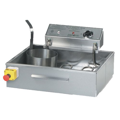 Gold Medal 8050D FW-12 Shallow Electric Funnel Cake Fryer
