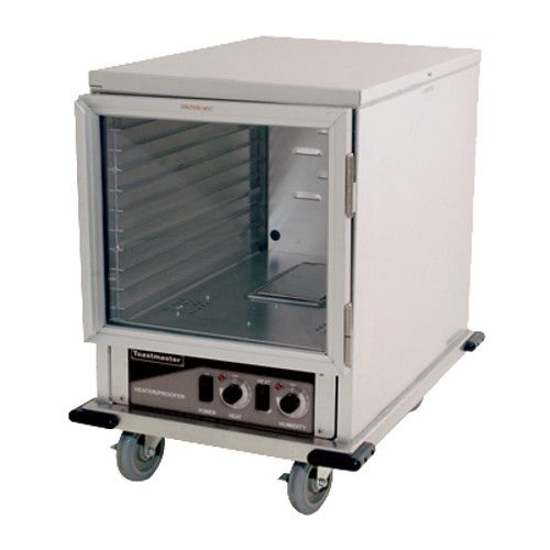 Toastmaster 9451-HP12CDN Insulated Half-Size Mobile Proofer Cabinet - 1500 Watts