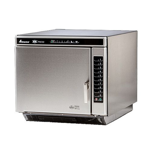 Amana ACE19N Commercial Convection-Microwave Combi Oven with Touch Pad