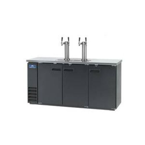 Arctic Air ADD72R-2 Direct Draw Beer Dispensing Refrigerator
