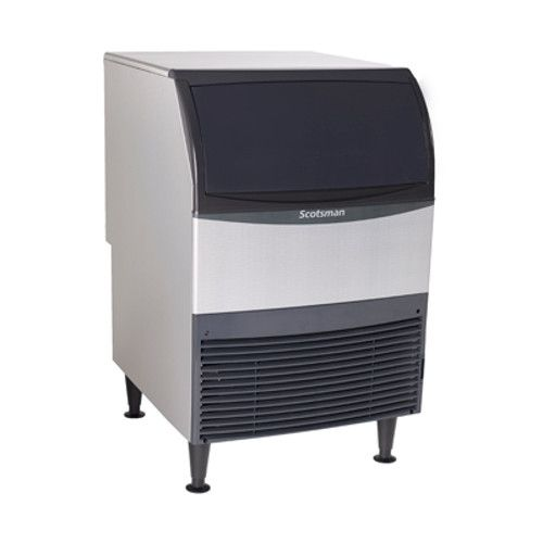 Scotsman AFE424W-1 395-lb Production Flake-Style Water-Cooled Ice Maker And Bin