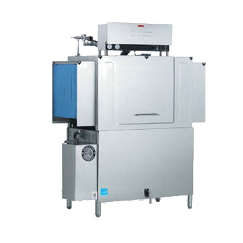 Jackson AJX-44CE High Temperature Conveyor Type Single Tank Dishwasher with Electric Tank Heat