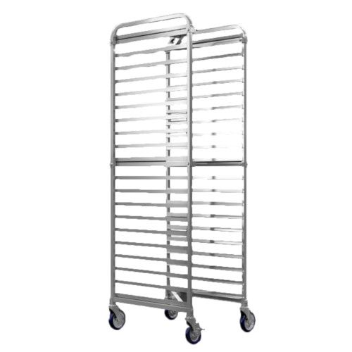 Winholt AL-1820BNKD/A Full Height Mobile Nesting Pan Rack