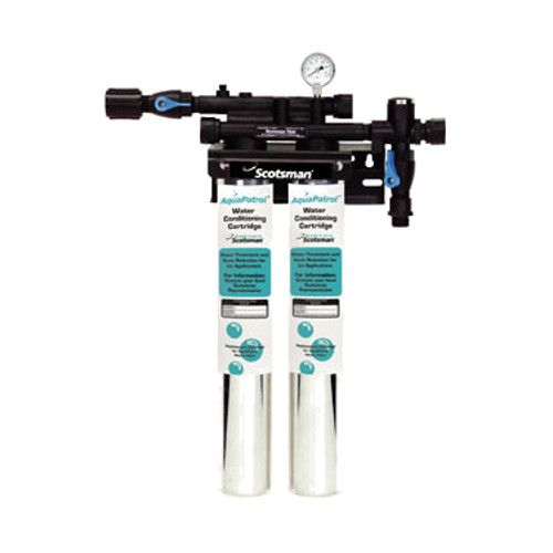 Scotsman AP2-P AquaPatrol Plus Double System Water Filtration