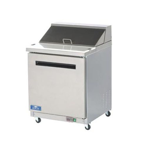 Arctic Air AST28R 8 Pan Refrigerated Sandwich Prep Table