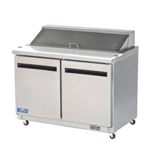 Arctic Air AST48R 12 Pan Refrigerated Sandwich Prep Table