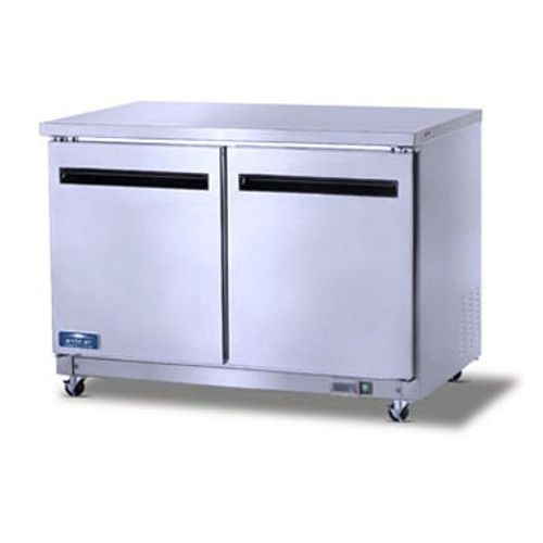 Arctic Air AUC48R Two Section Undercounter Refrigerator
