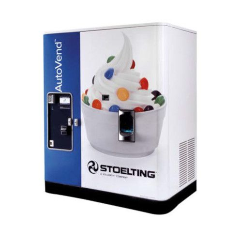 Stoelting AUTOVEND-38I3 Air Cooled Self-Serve Soft Serve / Frozen Yogurt