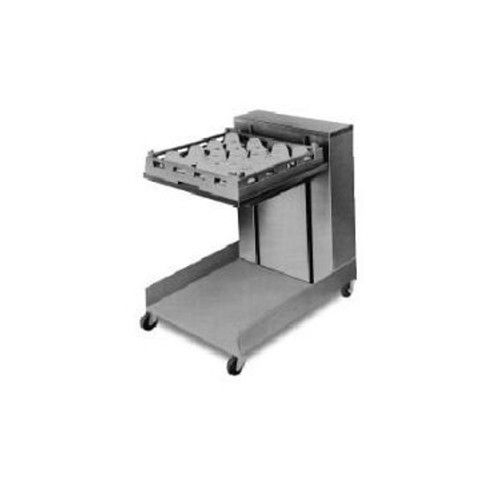 APW Wyott CTR-1014 Mobile Tray Rack Lowerator Cup and Glass Dispenser
