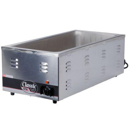 APW Wyott CW-3A Countertop Food Pan Warmer/Rethermalizer - 28-1/2 Qt. Capacity