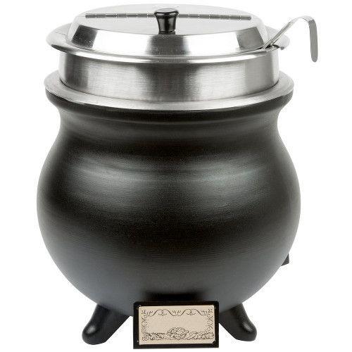 APW Wyott CWK-1 PKG Countertop Soup Kettle Package - 11 Qt. Capacity